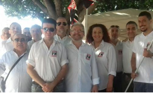 Catania, riunione a Forza Nuova: verranno presentate le nuove iniziative