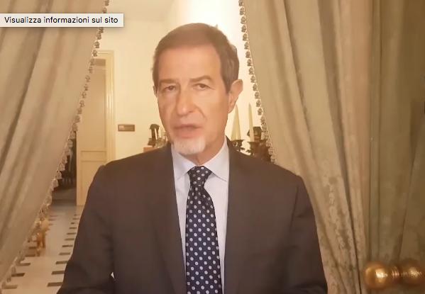 In un video il messaggio del 1° Maggio del governatore della Sicilia