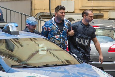 Aggressione dei Casamonica a una troupe della Rai a Roma