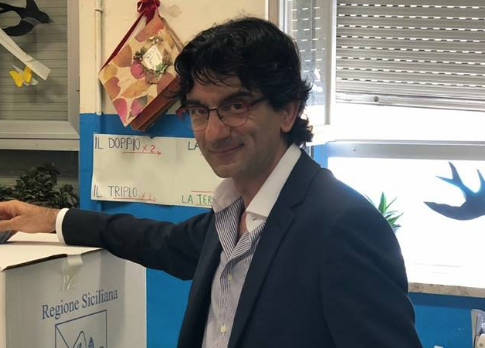Maurizio De Luca vince a Partinico, Cammarata a Piazza Armerina