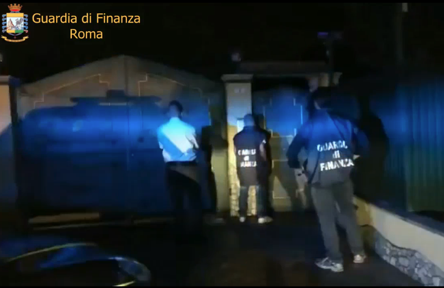 Sette arresti a Roma per usura: sequestro per 11 milioni VIDEO