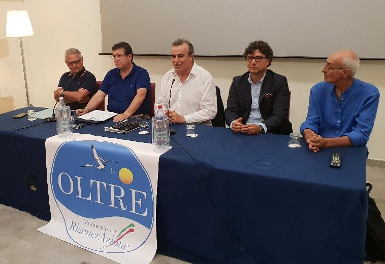 """Assemblea di Fondazione per """"Oltre"""" a Siracusa: alla guida Camillo Biondo"""