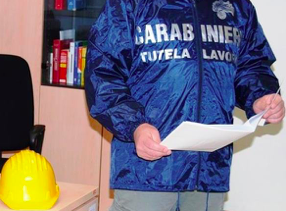 Lavoro nero a Paternò, chiusa un'attività e multa da 3 mila euro