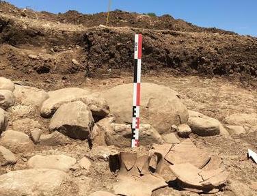 Palermo, scoperti i resti di un'antica focacceria greca a Himera