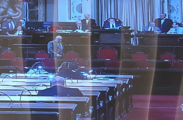 Ars, Aula deserta e seduta rinviata: alle 16 presenti Gennuso e un collega
