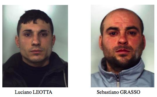 Rapinarono un distributore di carburanti ad Acireale, due arresti