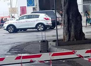 Trolley sospetto, falso allarme bomba al porto di Palermo