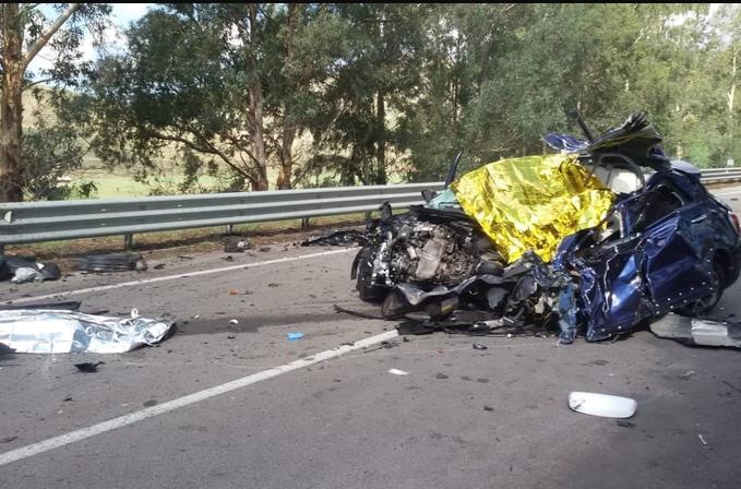 Famiglia sterminata in un incidente a Caltanissetta: morti il padre e due figli