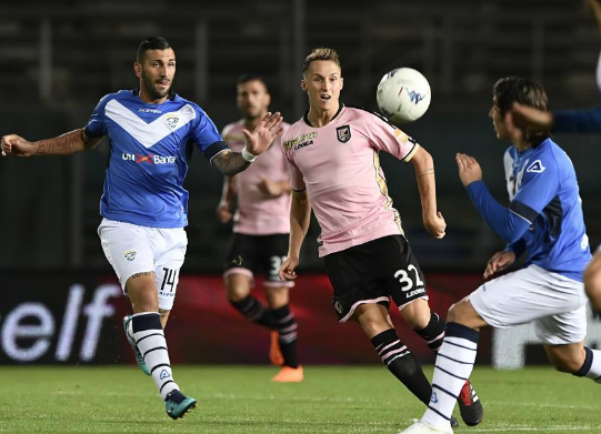 Il Palermo si sveglia tardi, il Brescia vince - I RISULTATI DELLA 5^ DI B