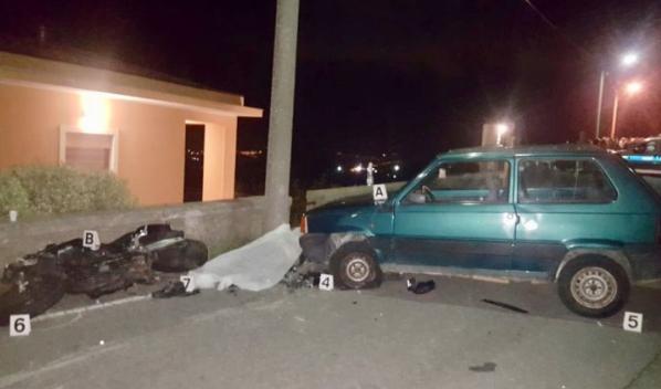 Incidente stradale a Messina, morto un motociclista dopo uno scontro