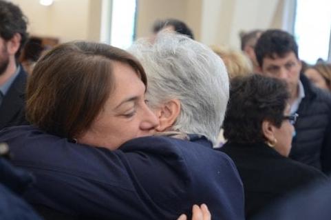 I funerali del pediatra a Palermo,  il grazie commosso della moglie