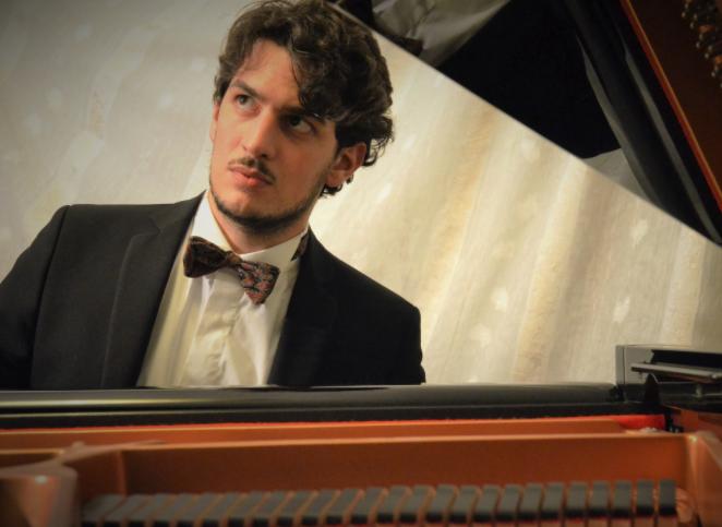 Stagione Asam, concerto a Siracusa del pianista Federico Ercoli