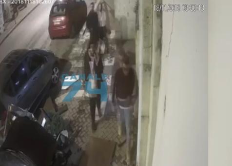 L'auto fuori controllo a Modica, ecco le riprese della videosorveglianza