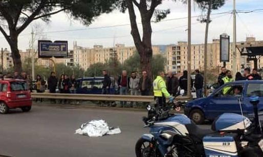 Palermo, motociclista perde la vita in viale Regione siciliana