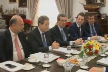 Musumeci a Malta, si rafforza la collaborazione con l'Isola dei cavalieri