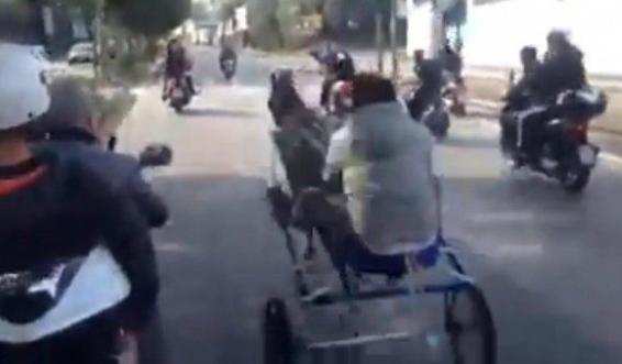 Bloccata una corsa clandestina di cavalli a Palermo: 3 denunciati