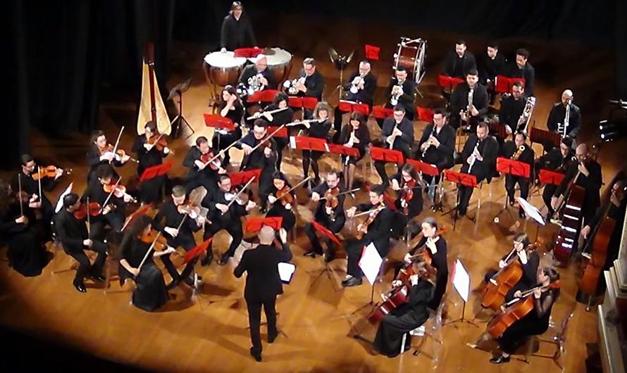 Orchestra sinfonica Aretusea a Capodanno al  Teatro comunale