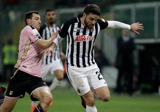 """Il Palermo non fa sconti all'Ascoli: al """"Barbera"""" gli cala il tris"""
