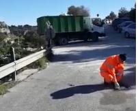 Rosolini, l'ex Provincia riapre al transito  il ponte di Timparossa