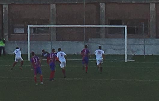 Il Rosolini rischia contro il Paternò: nel finale si salva grazie a un rigore
