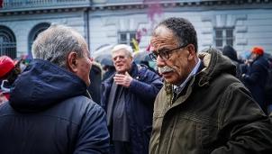 Tolta la scorta al giornalista  Ruotolo: protesta la Fnsi