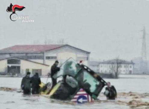 Maltempo, la Regione Emilia - Romagna chiede stato di emergenza