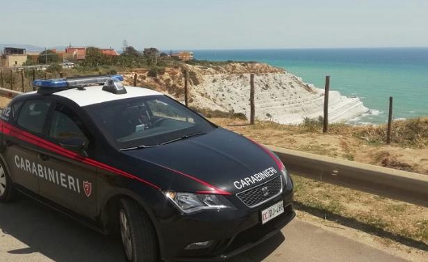 Sequestrata discarica abusiva a Realmonte, denunciato un 61enne