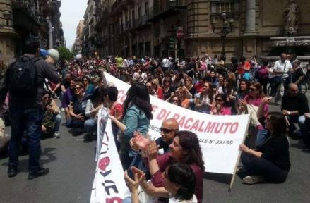 """Precari Asu in sciopero: """"Umiliati dal governo Musumeci"""""""