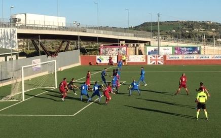 Il Rosolini batte in rimonta il Santa Croce: il gol che vale 3 punti al 94'