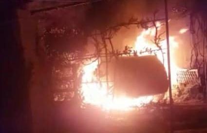 Incendiata una Bmw in una borgata di Lipari