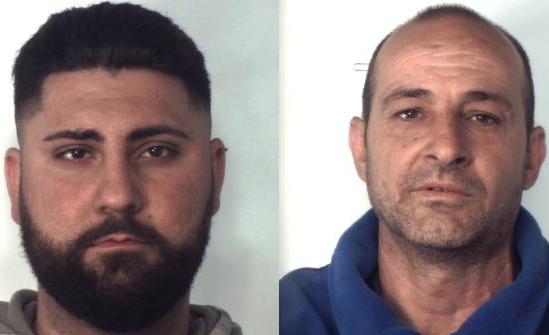 Catania, bloccati mentre tentano rubare braccio meccanico escavatore