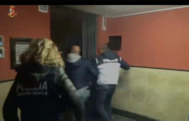 Fiumi di droga a San Giovanni Galermo, 24 arresti a Catania
