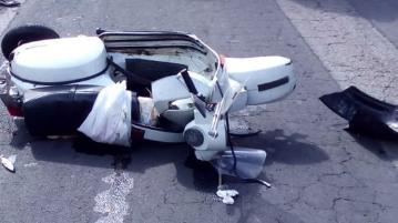 Morto in un incidente a Catania il papà del calciatore del Cesena Noce