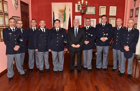 In servizio alla Questura di Ragusa 9 nuovi vice sovrintendenti