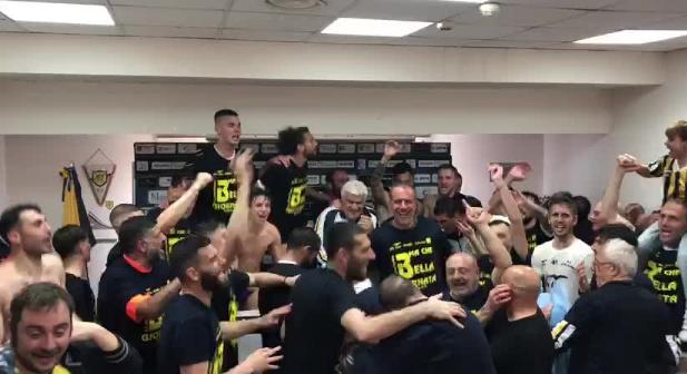 Il Trapani vince a Rende, ma è la Juve Stabia che festeggia la serie B
