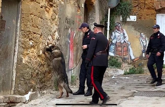 Agrigento,  6 arresti per spaccio: erano tutti stranieri