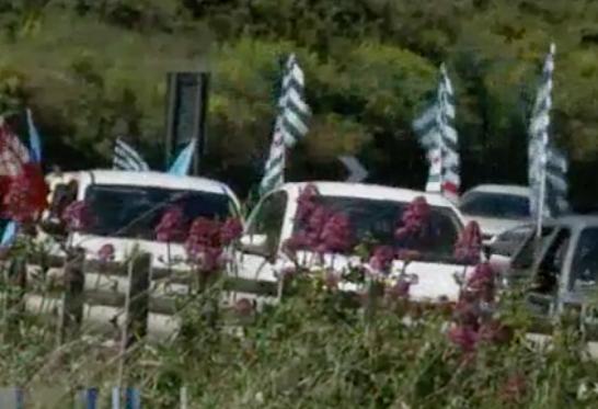 Proteste a Ragusa, marcia in auto per chiedere di realizzare l'autostrada