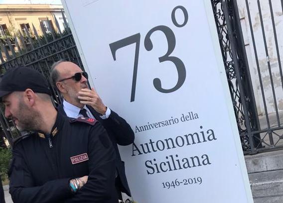 Festa dell'Autonomia al Politeama di Palermo, Musumeci: Statuto da rivisitare