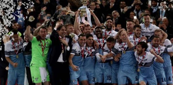 La Lazio vince la Coppa Italia, ma l'Atalanta recrimina su un episodio