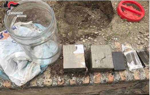 Spaccio di droga  a Messina, quattro arresti e un obbligo di firma