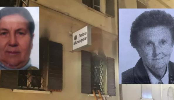 Appiccato incendio sede polizia locale nel Modenese, 2 morti a Mirandola
