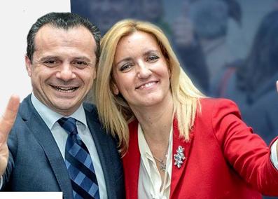 Messina, Forza Italia al Duomo:il sindaco punta su Musolino in Europa