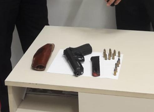 Trovato con una pistola e munizioni,  in carcere commerciante di Siracusa