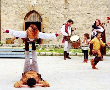 Turismo, l' 1 e 2 giugno Montalbano Elicona rivive atmosfere da Medioevo