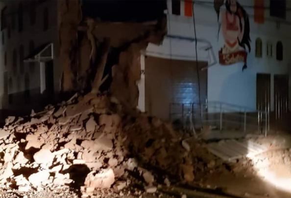 Forte scossa di terremoto in Perù di magnitudo 8.0: epicentro a Pacaya-Samiria