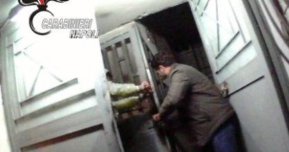 Operazione anticamorra a Napoli, arresti 21 esponenti del clan Cutolo