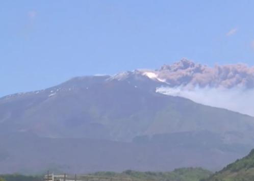 La risalita di magma dello scorso 26 dicembre ha scosso l'Etna