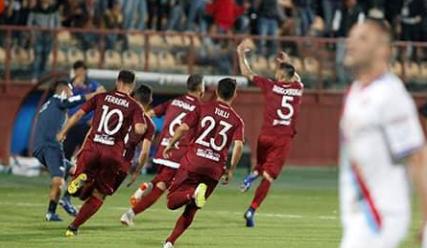 Il Catania a Trapani non va oltre l' 1 a 1: i granata disputeranno la finale per la B