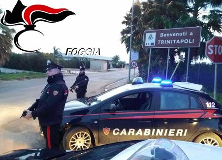 Guerra tra cosche in Puglia, otto arresti tra Trani, Milano e Trinitapoli