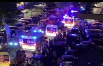 Sfilate di ambulanze a Capaccio - Paestum per festeggiare il neo eletto sindaco